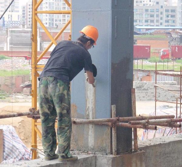 钢结构防火涂料工程案例